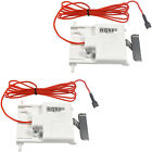 2-Pack HQRP Ice Thickness Control Probe fits Manitowoc Ice Makers 7627813