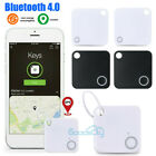 4 Pack Smart GPS Tracker Trackr Cell Phone Bluetooth Anti Wallet Key Lost Finder