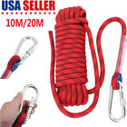10/20M Heavy Duty Paracord Panchute Corad Lanyard Auxiliary Rope Static Rope US