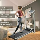 Mauccau Folding Treadmill for Home, Electric Treadmills w/LCD Display Exercise]