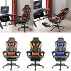 Office Gaming Chair Racing PU Massage Executive Computer Desk Seat Swivel