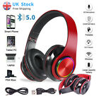 Wireless Bluetooth Headphones with Noise Cancelling Over Ear Stereo Earphoness