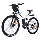 "EBike Elektrofahrrad 26"" Faltbares Mountainbike Shimano Pedelec 26 Zoll e bike A - Best Reviews Guide"