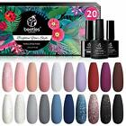 Beetles 23 Pcs Gel Nail Polish Kit-Cozy Campfire Fall Winter  Assorted Colors  - Best Reviews Guide