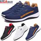 Men's New Outdoor Sneakers Breathable Casual Sports Athletic Running Shoes Size