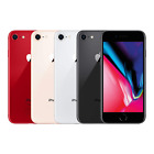 Apple Iphone 8 Smartphone 64gb 256gb Gold/red/silver/space Grey Unlocked Mobile