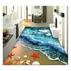 ZaH Thin 3D Area Rug Non-Slip Doormat Carpet Printing  Assorted Sizes , Colors
