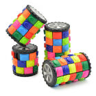 Cylinder Magic Cube Babylon Tower Stress Relief Puzzle Fidget Toy Gift