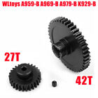 Metal Upgrade Parts For 1/18 Wltoys A959-b A969-b A979-b K929-b Rc Car New