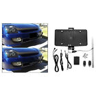 Flip Stealth License Plate Frame with Remote Control Bracket Easy to Install