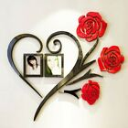 Diy Home Family Decor Photo Love-rose Removable Decal Wall Sticker Vinyl Art.