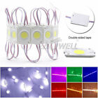 Super Bright LED Injection Module Lights Store Front Window Sign Backlight Lamps
