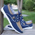 Men's sports shoes Fashion Breathable Casual Athletic Sneakers running Shoes P1