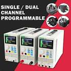 Single/Dual Channel Programmable 400W DC Electronic Load Battery Load Tester New