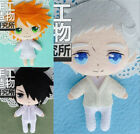 The Promised Neverland Handmade DIY Materials Toy Keychain Norman Emma Ray Doll