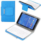 For Lenovo Tab P10 E10 M10 10.1 inch Tablet Keyboard Case Leather Stand Cover