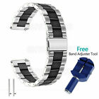 22mm Stainless Steel Link Band Strap For Huawei Watch GT 2e 46mm Huawei GT 2 Pro