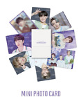 BTS SOWOOZOO 2021 Muster official  Mini Photo Card - select