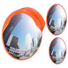 Traffic Convex PC Mirror Wide Angle Blind Spot Corner Road Parking Safety 23 18'