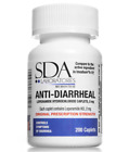 Anti-Diarrheal  Loperamid 2MG 200/96 Caplets by SDA LABS MADE IN USA  -30% OFF