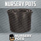 10 NURSERY POTS 1 2 3 5 7 Gallon GROW BLACK PLASTIC gal