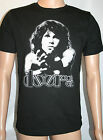 THE DOORS / JIM MORRISON - REACH Black T-Shirt  New & Official