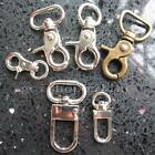 """5 SWIVEL TRIGGER Clip SNAP HOOK Clasp Lobster 1/4"""" 1/2"""" 3/8"""" 3/4"""" 10 12 19 GBPPP"""