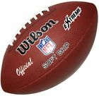 Wilson NFL Extreme Soft Grip American Football Ball JUNIOR NEW Or Adapter