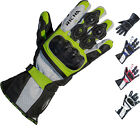RICHA RAVINE LEATHER SUMMER VENTED RACING SPORTS MOTORCYCLE GLOVES GHOSTBIKES