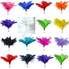 50PCS Ostrich Feathers approx 35-40cm/14-16inch wedding party