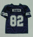 NWT New Jason Witten 82 Dallas Cowboys MESH Jersey Youth Toddler Sz 4