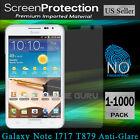 Anti-Glare Matte Screen Protector Film Wholesale Samsung Galaxy Note I717 AT&T