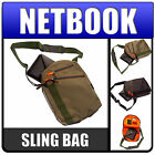 "Ultimate Addons Sling Shoulder Carry Bag Case for Netbook's up to 10"" Screen UK"