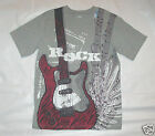 Boys Childrens Place TShirts Skateboard Skull Peace Size 4, 5-6 or 14 NWT