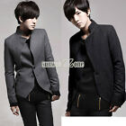 Cool New Men Top Design Leisure Business Suit Slim Fit Blazer Coat Jacket S0BZ