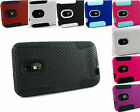 for Samsung Galaxy S S2 Sprint Epic Touch 4G D710 PryTool Hybrid Mesh Case Cover