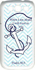 Chevron Faith Anchor with Bible Verse Psalm 56:3 Samsung Galaxy S3 Case Cover