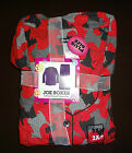 JOE BOXER WOMENS Plus FLANNEL PAJAMA SET ( Red , Dogs    ) Size-2X or 3X
