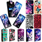 For Sony Xperia J St26i St26a Stylish Printed Leather Magnetic Flip Case Cover