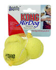 KONG AIR DOG INTERACTIVE SQUEAKY TENNIS BALL PUPPY DOG TOY -ALL SIZES small bite