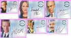 Burt Reynolds Brian Thompson James Pickets X-Files Auto Trading Card Hand Signed