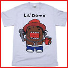 Domo Kun T Shirts - Domo Can Dance Tee Licensed Adult Size (S to XXL)