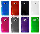 Candy TPU Covers Gel Case Case For HTC One M7 Cell Phone Accessory