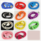 COLOR 1M 3FT USB Charging Charger Cable Cord Sync For iphone 4 4S ipod LOT1 OF