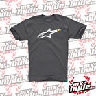 Alpinestars Motocross Enduro Quad Street Cross MTB T-Shirt Tee HOWZIT NEW