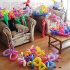 100Pcs Assorted Animal DIY Tying Long Balloon Twisting For Party Decor Favors