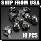 Metric M4 M5 M6 M8 M10 M12 Stainless Steel A2 Dome Head Cap Nuts bolt Hex Screws
