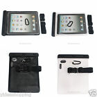 New White Black Waterproof Sleeve Case Cover Dry Strap Bag Pouch For Ipad 2/3/4