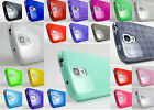 for Samsung Galaxy S IV 4 S4 & PryTool Soft Lightweight TPU Skin Case Cover