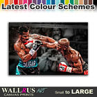Floyd Mayweather Jr. Boxing Canvas Print Framed Photo Picture Wall Artwork WA